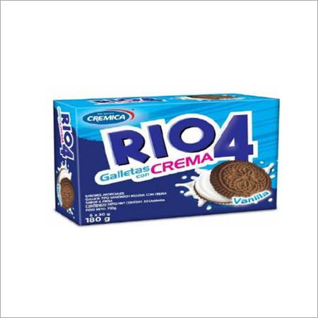 Rio 4 Vanilla Biscuits