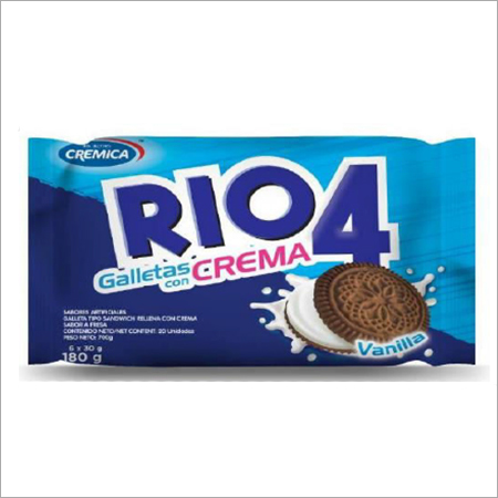 Rio 4 Brown Shell Biscuits