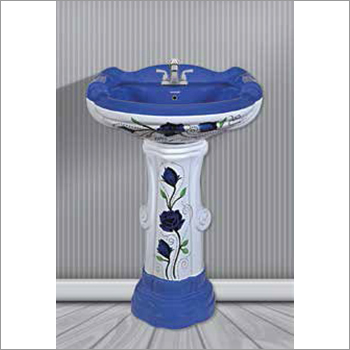 Vitrosa Series Pedestal Wash Basin