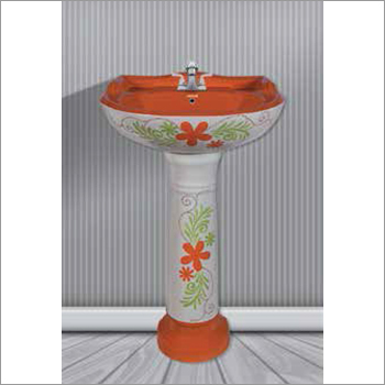 Color Vitrosa wash basin