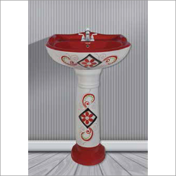 Designer Wash Basins with Pedestal