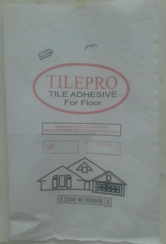 Scot Tile Adhesive (Tile Floor) For Floor