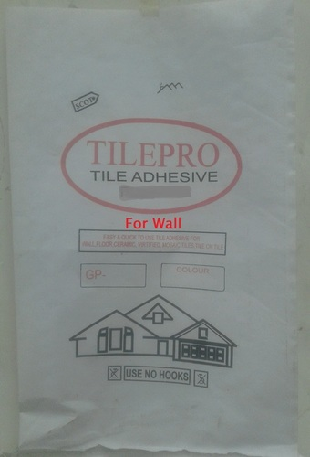 Scot Tile Adhesive (Tile Pro) For Wall