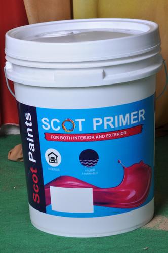 Scot Primer (Interior and Exterior Emulsion)