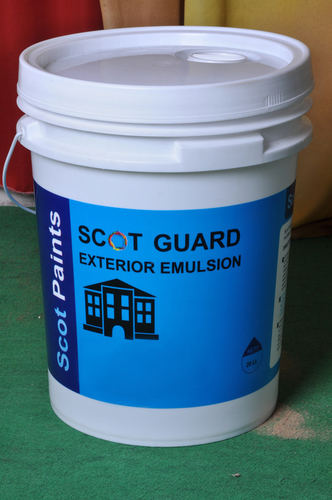 Scot Guard (Exterior Emulsion)