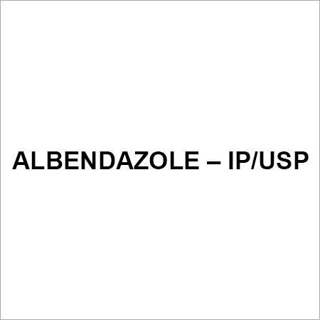 Albendazole IP USP