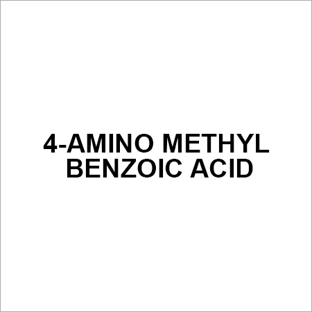 4-Amino Methyl Benzoic Acid