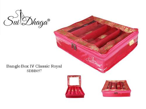 Bangle Box IV Classic Royal