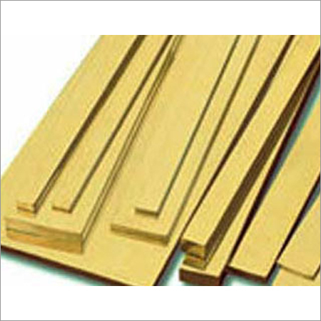 Brass Flat Bar