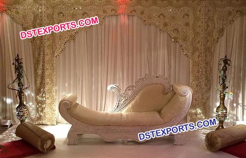 Modern Two Seater Wedding Sofa