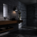 GLOSSY KITCHEN CONCEPT FOR WALL TILES