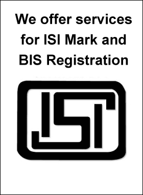 Isi Mark & Bis Certifications