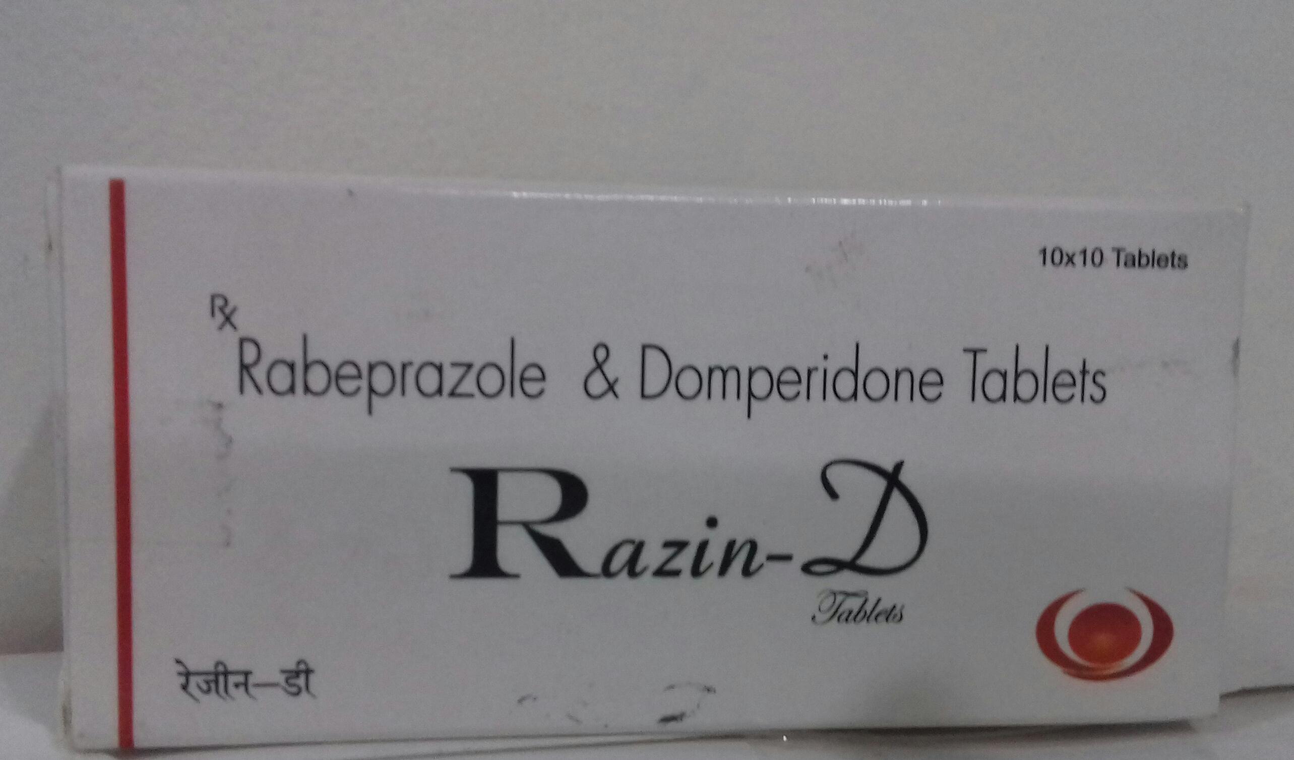 Rabeprazole Tablet Manufacturer Domperidone Tablet Supplier