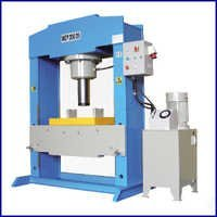 Hydraulic Press Power Operated