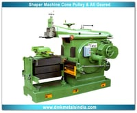 SHAPING MACHINE ALL GEARED MODEL