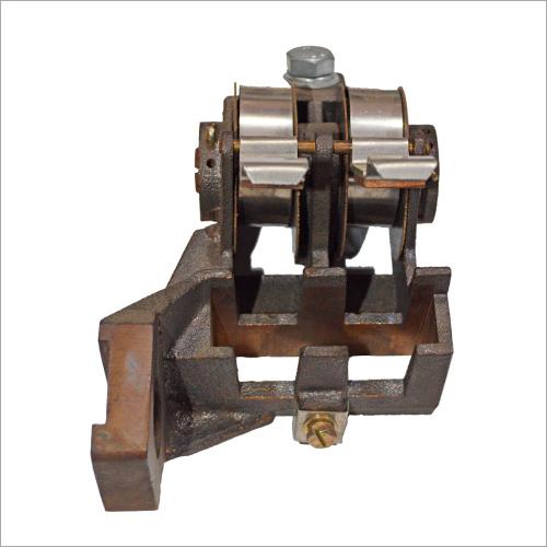 Traction Motor For Carbon Brush Holder