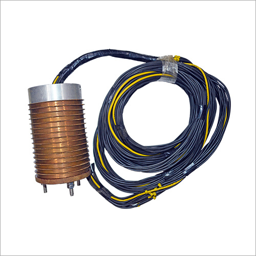 Slip Ring With Long Wire