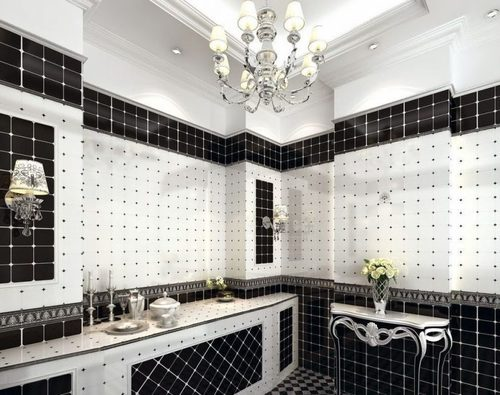 SUPER GLOSSY FINISH WALL TILES