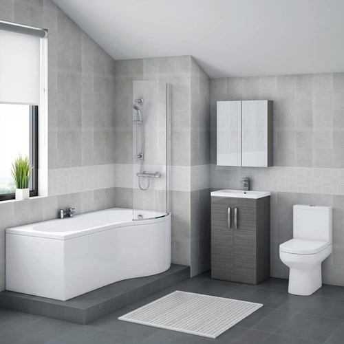 CERAMIC GLAZED WHITE WALL TILES