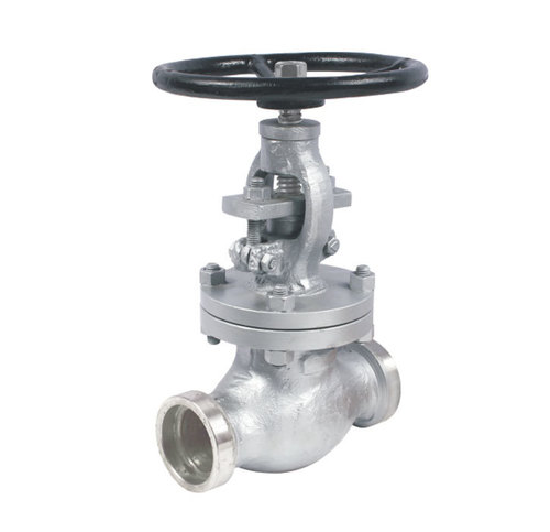 Stainless Steel Forged Steel Globe Valve S/E & S/W