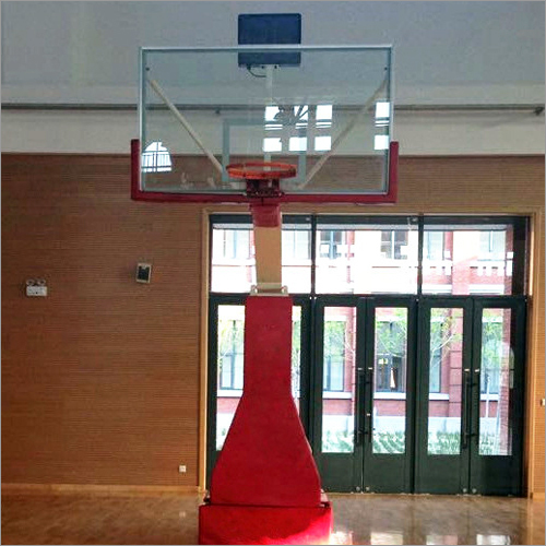 Basketball Hydraulic Pole