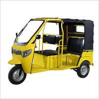 Pollution Free 5 Passengers Electric Tricycle Electric Bajaj