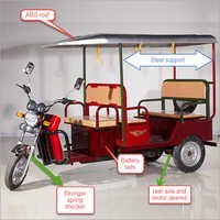 India E-Rickshaw Spare Parts Conversion Kits For Sale