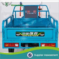 battery operated three wheel cargo rickshaw with high quality