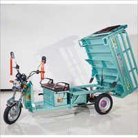 China I cat approved three wheeler cargo auto electric