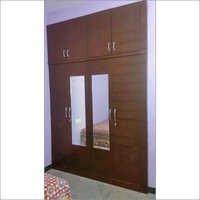 Wooden Modular Wardrobe
