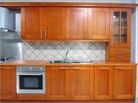 Kitchen Wooden Cabinet