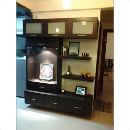 Pooja Room Cabinet