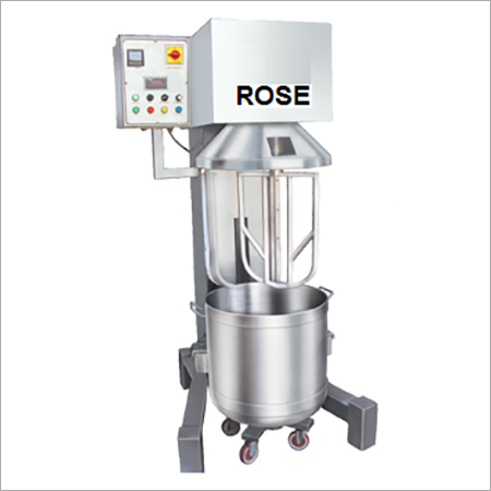 45 To 80 Ltr Automatic Planetary Mixer