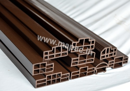 Wood Plastic Composite Window Frames
