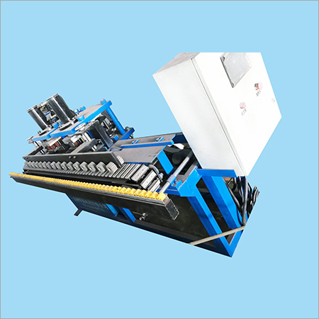 Automatic Buckle Machine With Chamfer