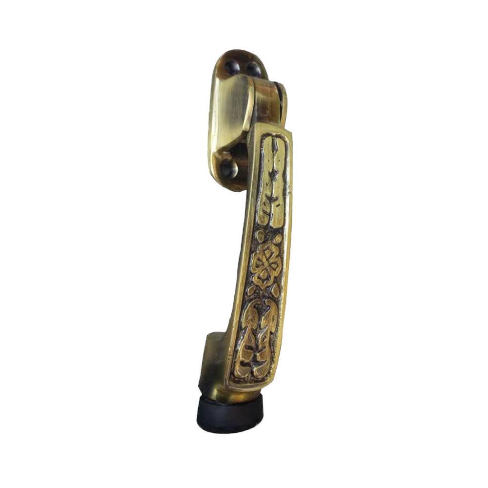 Designer Brass Door Stopper