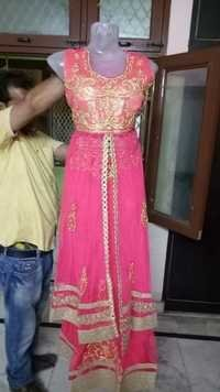 Indo Western With Embroidery