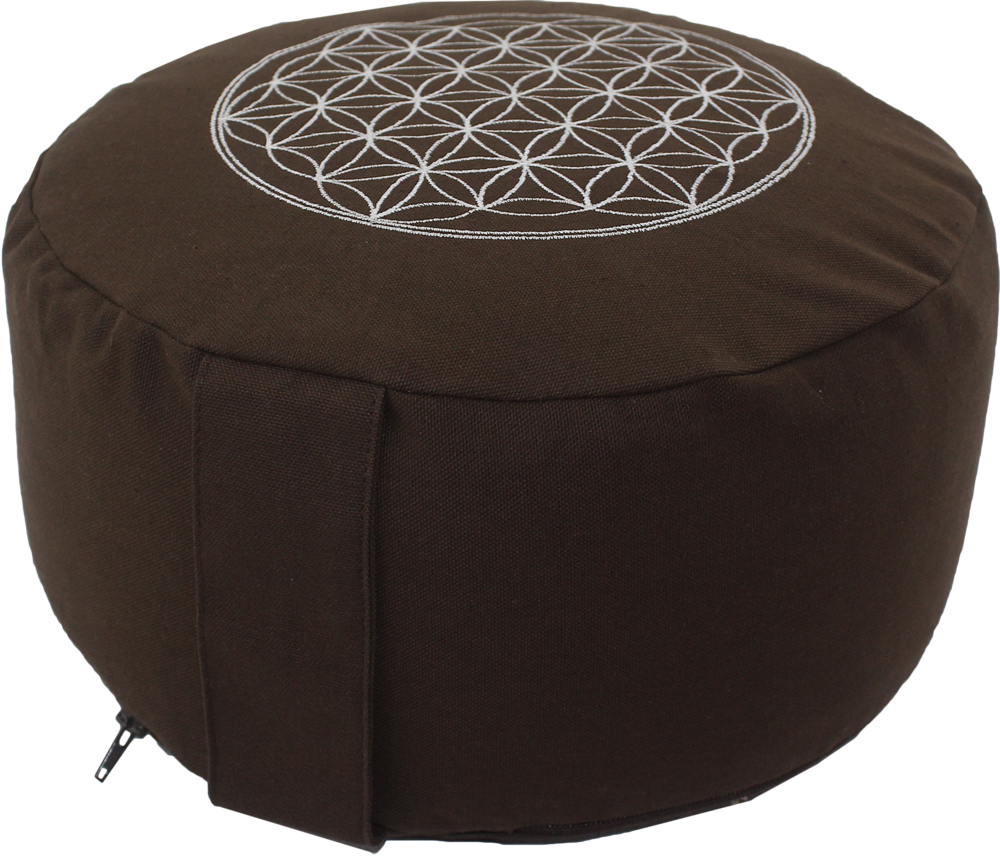 Indian Non pleated Zafu Cushion