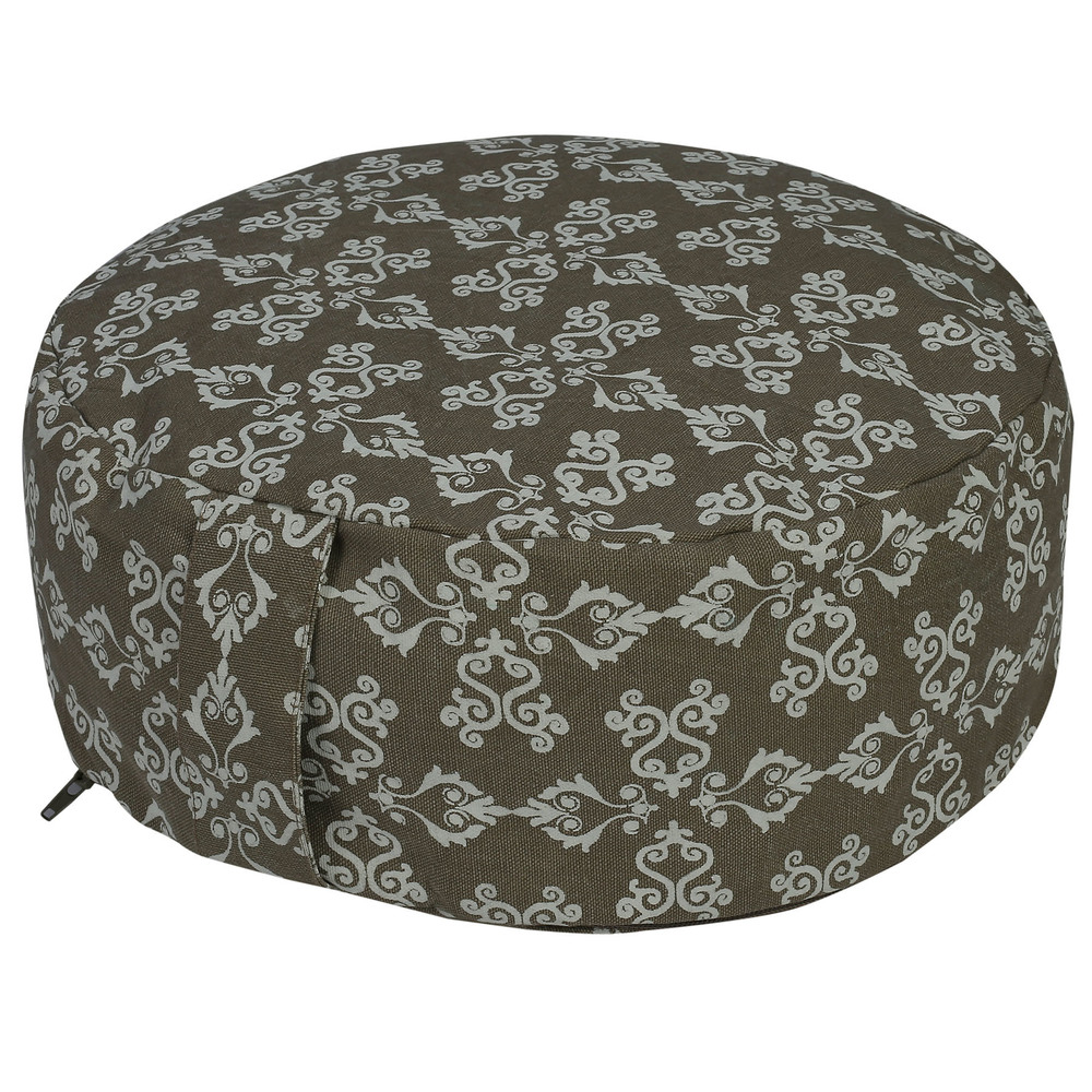 Non pleated Zafu Cushion