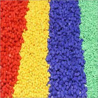 Colored Plastic Masterbatches