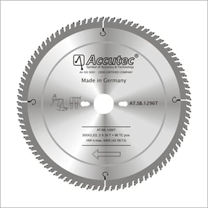 Industrial TCT Saw Blade
