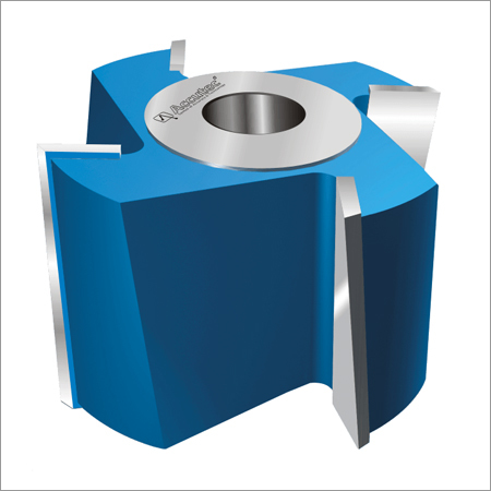T.C.T Planing Cutter Head with Helix Angle