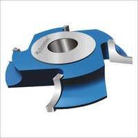 TCT Brazed Corner Radius Cutting Tool