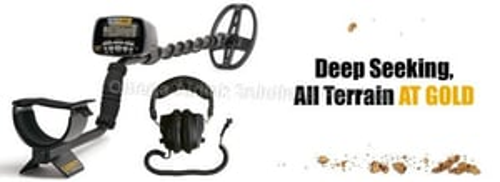 Deep Search Metal Detector