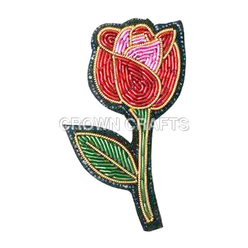Hand embroidery Badges
