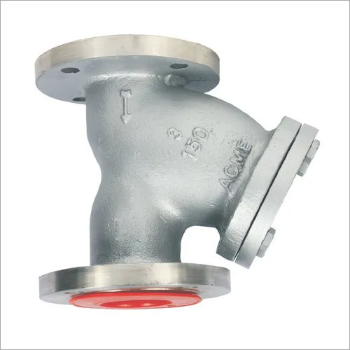 Stainless Steel Y Strainer Flanged
