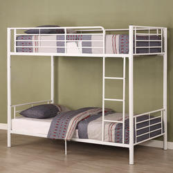 Bunk Bed Off White Color