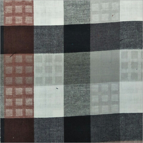 Cotton Check Shirt Fabrics