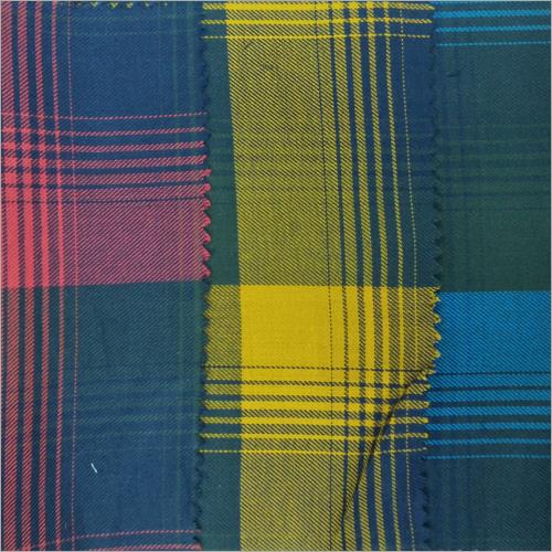Cotton Checks Patchwork Fabrics