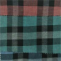 Designer Check Fabrics